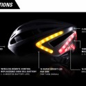 Flailing Your Arms Around On A Bike Isn't The Most Efficient Way To Signal, The Lumos Helmet Is