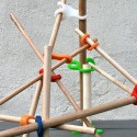 Stick-Lets Branch Connectors Make Fort Building A Breeze