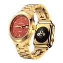 Yo Dawg, We Heard You Like Watches, So We Put An Apple Watch On Your Fancy $9,000 Watch