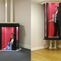 Make A Supervillain Entrance With The Terry Lifts, The At-Home Elevators