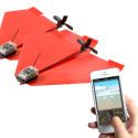 Deal Of The Day: 20% Off On PowerUp 3.0 Smartphone-Controlled Paper Airplane 2-Pack