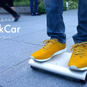 The WalkCar Personal Mobility Device Is Not Much Bigger Than A Laptop