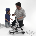 Infento Rides Provides Kids With Transformable Transportation To Assemble As They Grow