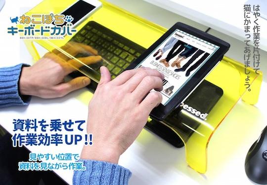 neko-pochi-anti-cat-protection-keyboard-cover-3
