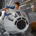 The Millennium Falcon Bed Costs An Arm, Looks Badass