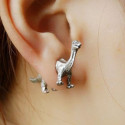 We Heart These Dinosaur Earrings Too