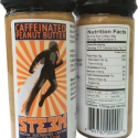 Caffeinated Peanut Butter, For That Double Morning Dose