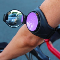 Rear Vision Mirror for Cyclists