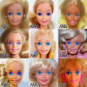 Watch Barbie's Face Evolve Through 56 Years