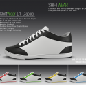 ShiftWear Sneakers Feature e-Ink Technology, Constantly Changing Look