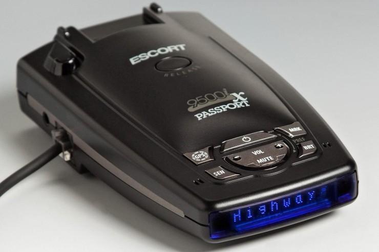 Escort 9500ix Radar Detector