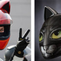 Cat Ear Motorcycle Helmets Are A Thing That Exists
