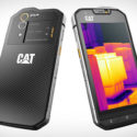 Caterpillar S60 Smartphone Packs a FLIR Camera