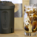 HyperChiller Coffee Maker Makes Iced Coffee In One Minute