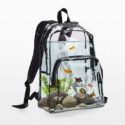 This Backpack Is An Aquarium