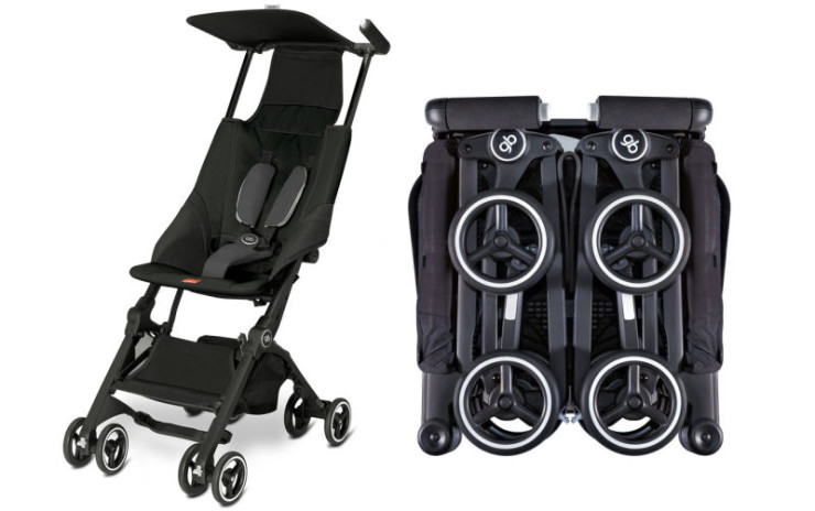 This Is The World S Most Compact Folding Stroller Ohgizmo
