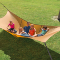 The Bunyanesque Hammock For You And All The Friends You Don't Have
