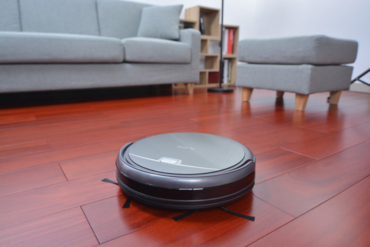 The Roomba Is Not The Only Cleaning Bot On The Market: Meet The ILIFE A4  Smart Robotic Vacuum Cleaner