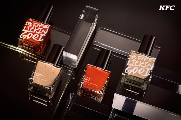kfc-nail-polishes