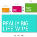 Nevermind Baby Wipes, Adults Use Life Wipes