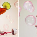 Turn Any Drink Into Bubbles