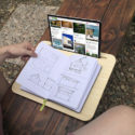 The Tab LapDesk Lets You Work, Multitask, Anywhere