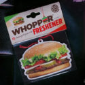 The Whopper Air Freshener