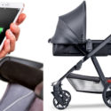 Never Run Out Of Battery While Using This Stroller