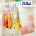 Zip N Store Finds Room For All Your Ziplocked Stuff