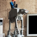 This AT-AT Desk Organizer is the Best Organizer There Is
