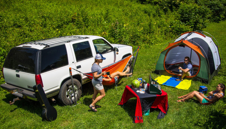 pin and camping hammock recipes car tents