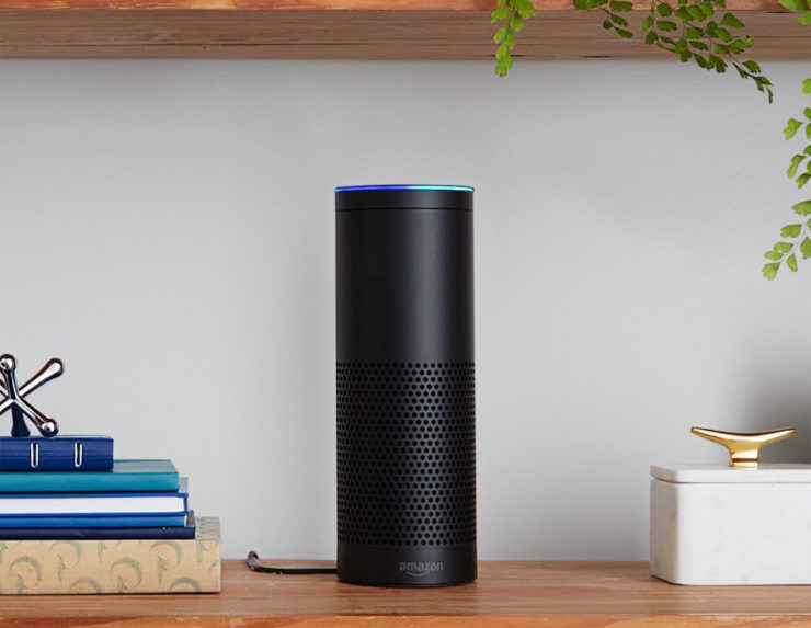 Multiple Amazon Echo
