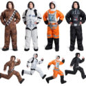Wearable Sleeping Bags Come In Star Wars Fashions