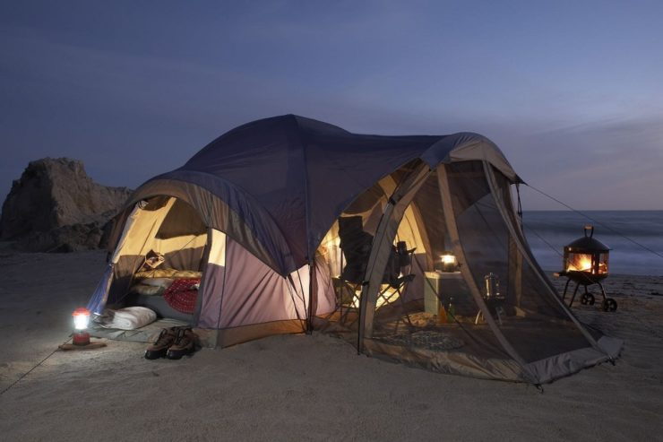Learn What Makes The Best Camping Tents