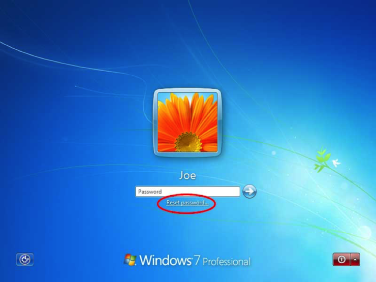 how to delete administrator account windows 7 without password