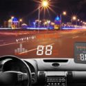 Get This Heads Up Display For Your Car and Eliminate Distractions
