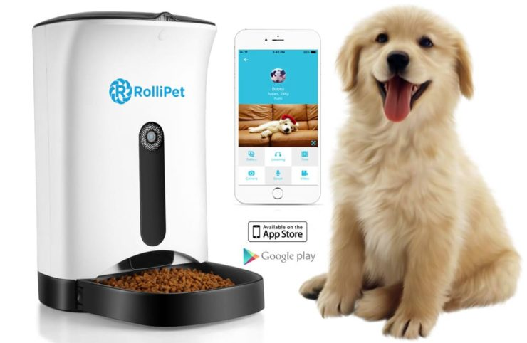 RolliPet Smart Pet Feeder