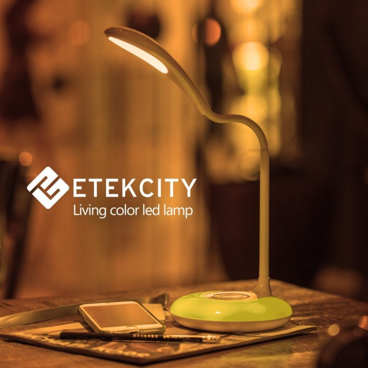 Etekcity Wireless LED Desk Lamp