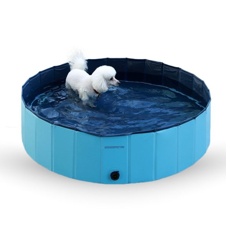 Namsan Foldable Large Dog Pool
