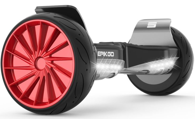 EPIKGO Sports Plus Self-Balancing Board