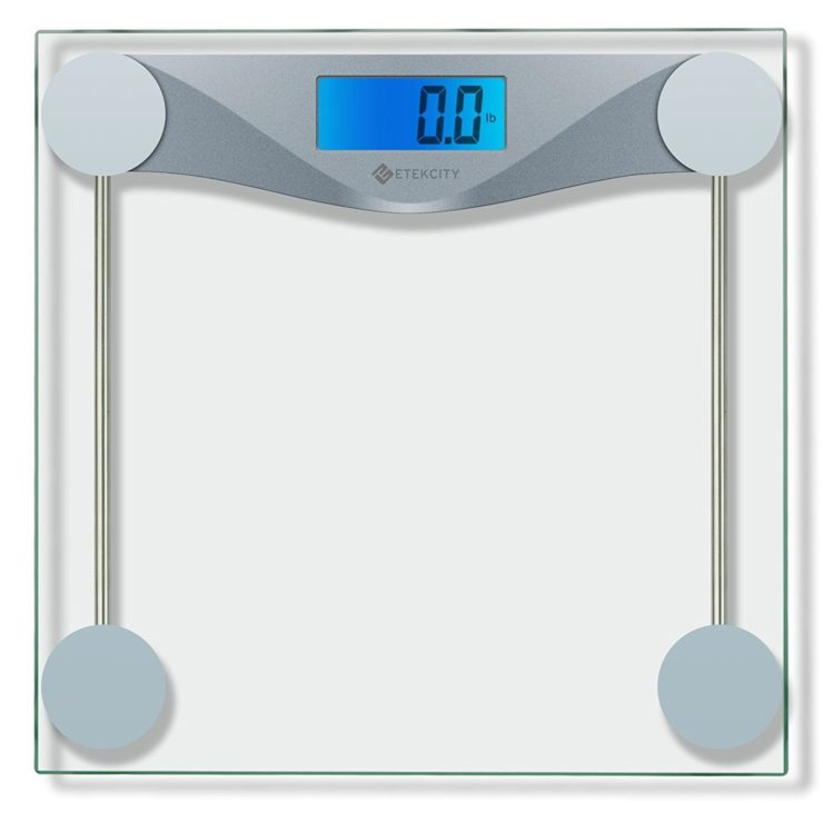 Etekcity Digital Bathroom Scale