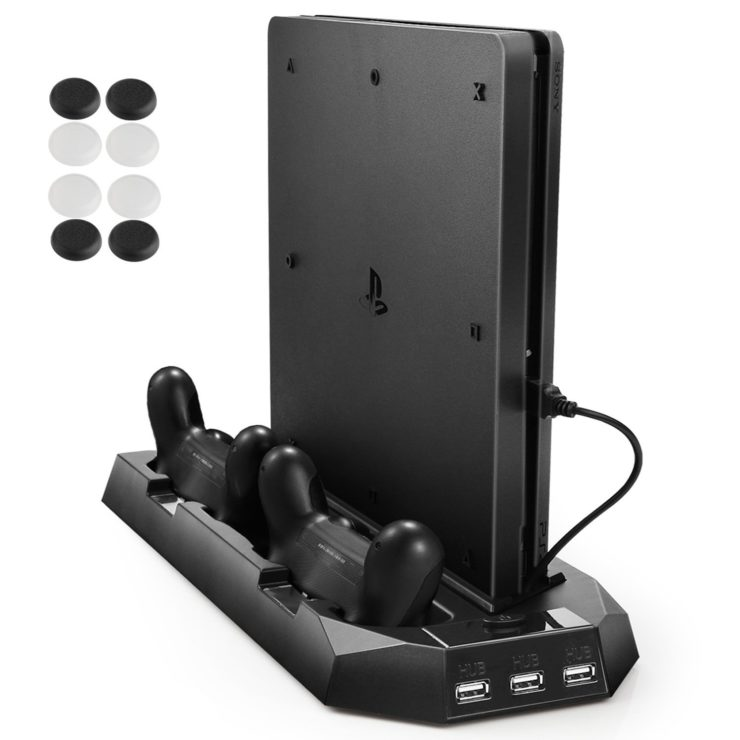 Pecham Vertical Stand and Charging Station