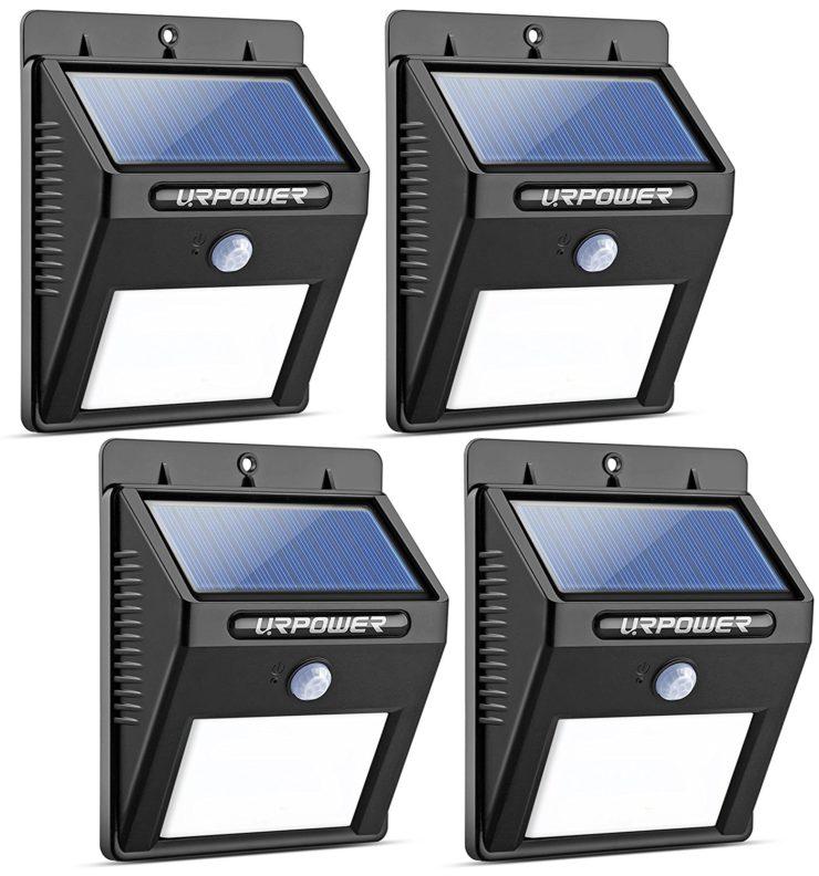 URPOWER Solar Outdoor Light
