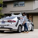 Your Pizza Could One Day Be Delivered by a Self-Driving Car
