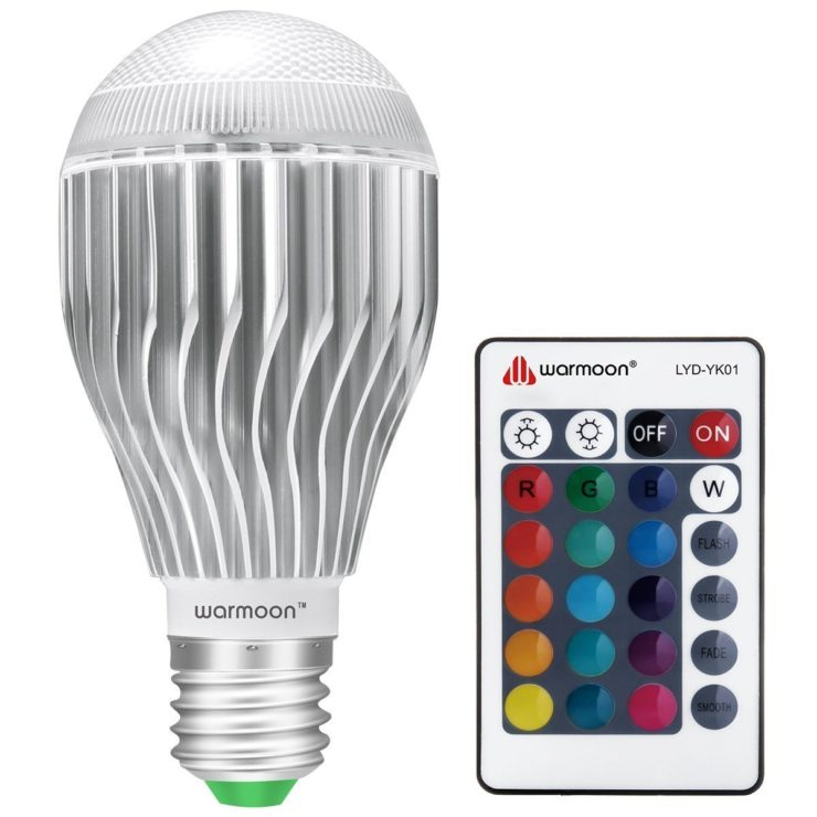 Warmoon E26 LED Light Bulb