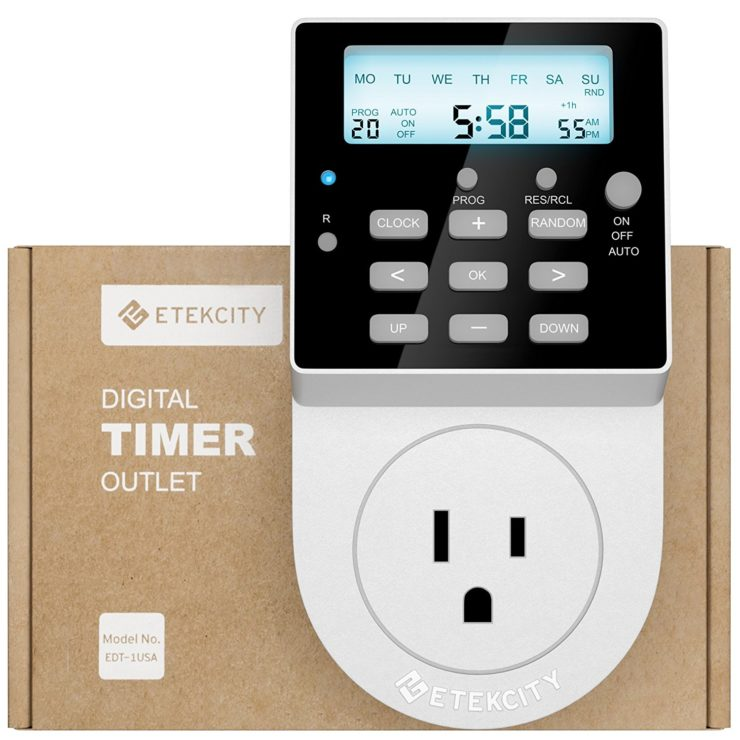 Etekcity Light Timer Outlet