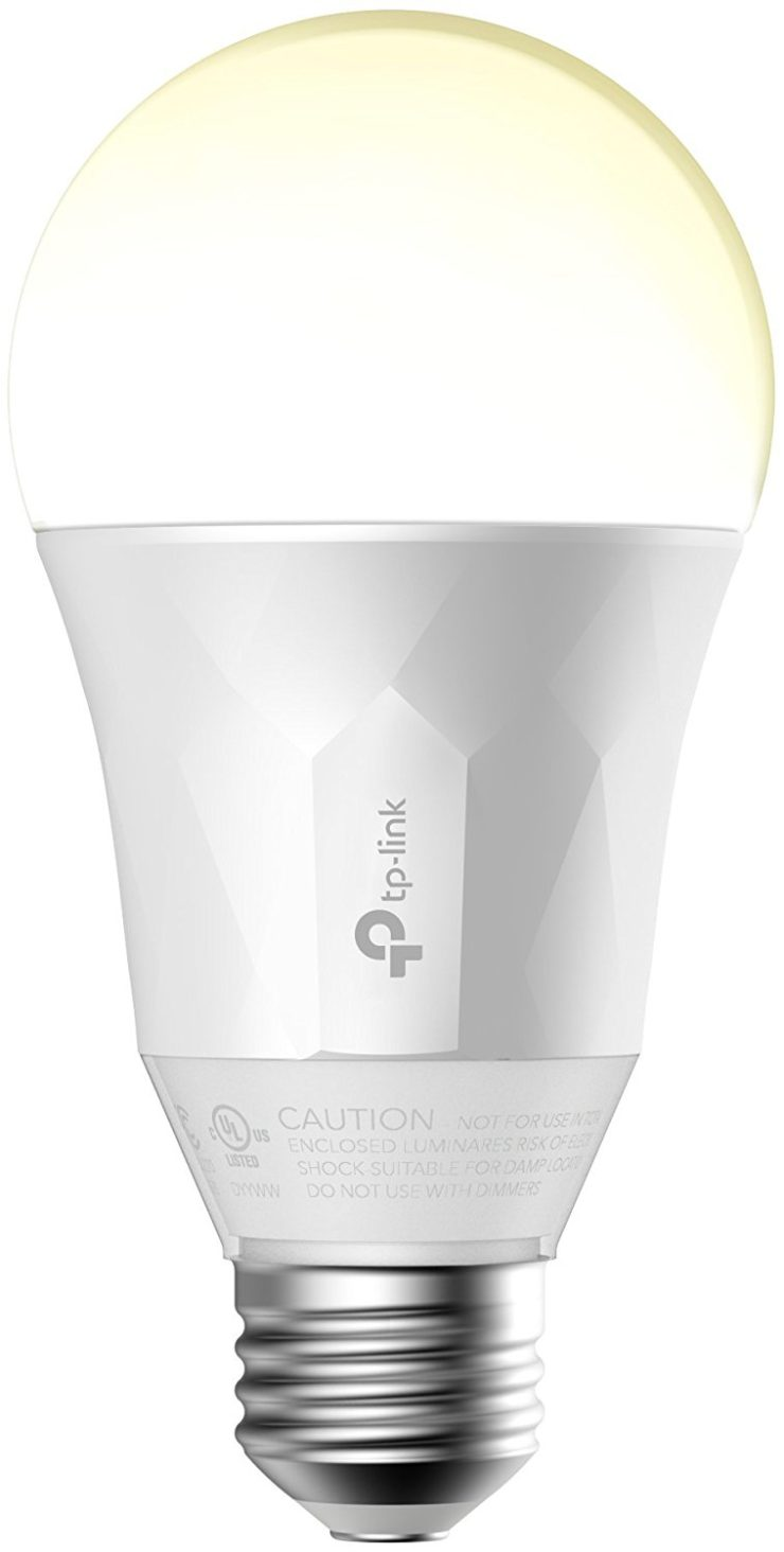 Smart LED Light Bulb from TP-LINK