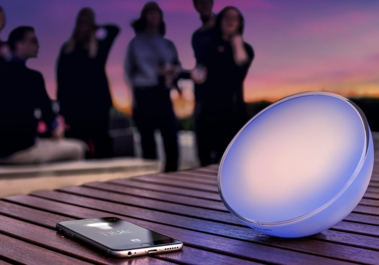 Philips Hue Go Dimmable LED Smart Light