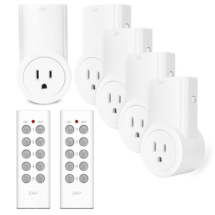 Etekcity Wireless Remote Control Outlet Switch