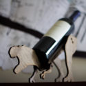 This Dinosaur Wine Holder Will Make Your Bottle Look Ferocious